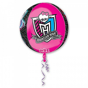 3D сфера Monster High